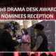 2018 Drama Desk Nominees' Reception