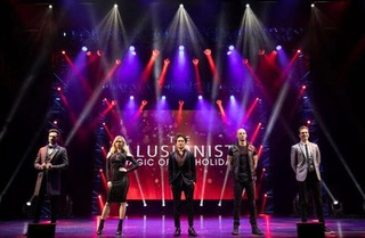 The Illusionists 〜Magic Of The Holidays〜 ザ・イリュージョニスト