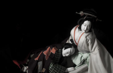 Sugimoto Bunraku Sonezaki Shinju: The Love Suicides at Sonezaki 杉本文楽 曾根崎心中